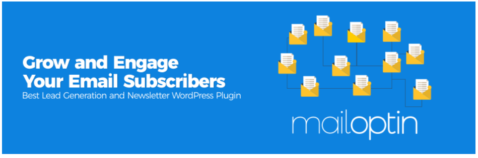 mailoptin-newsletter/subscribe plugin