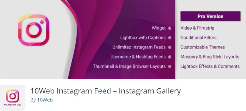 Top 10 Social Media Feed Widget Plugins For WordPress