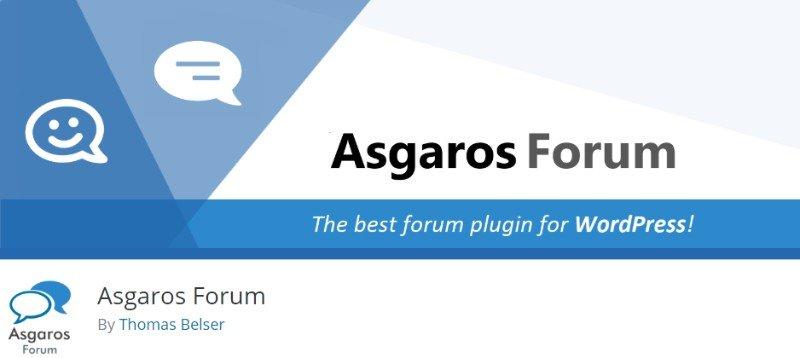 2. Asgaros Forum