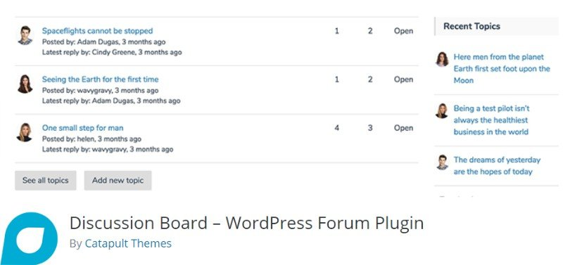 Free 5 Best Forum Plugins for WordPress - WPvivid com