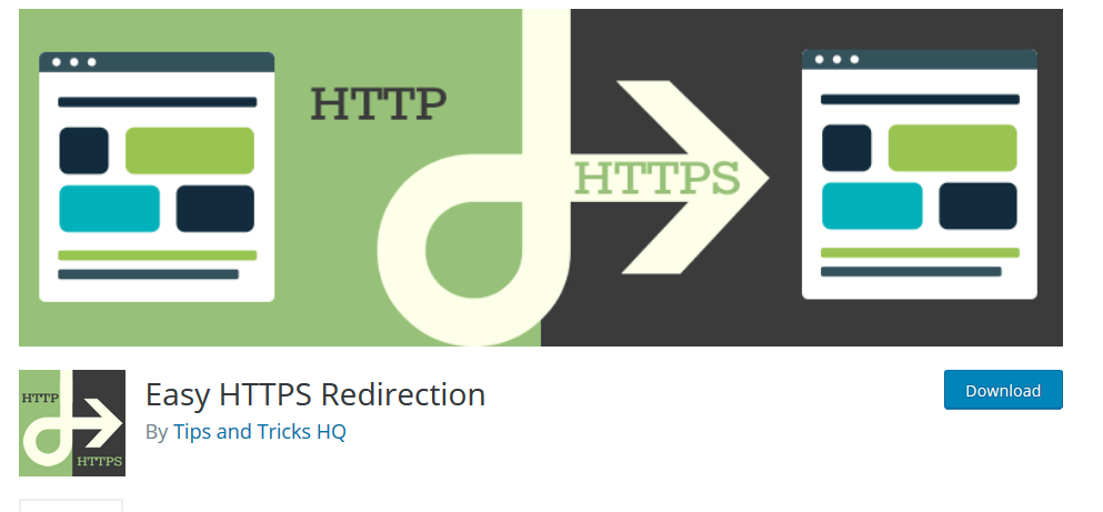 Easy HTTPS Redirection