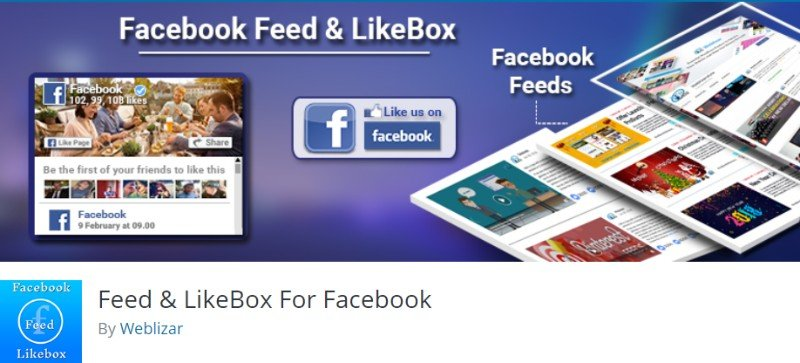 Feed _ Likebox for Facebook