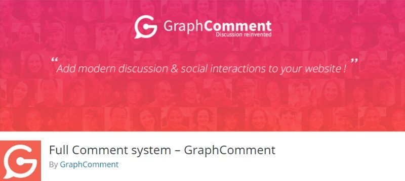 Graphcomment system plugin