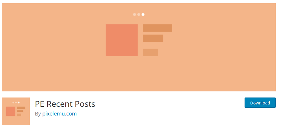 PE Recent Posts