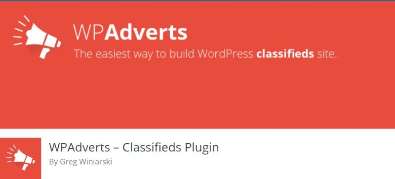 WP Adverts plugin