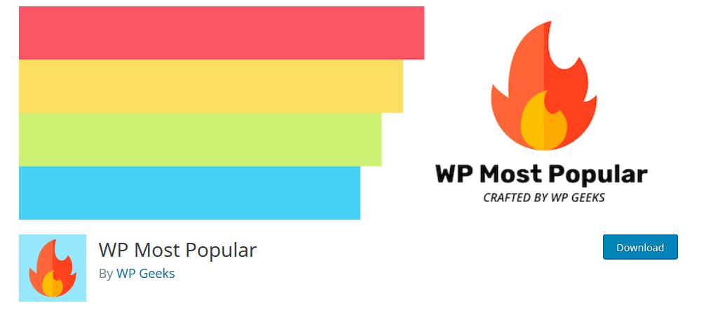 WP Most Popular