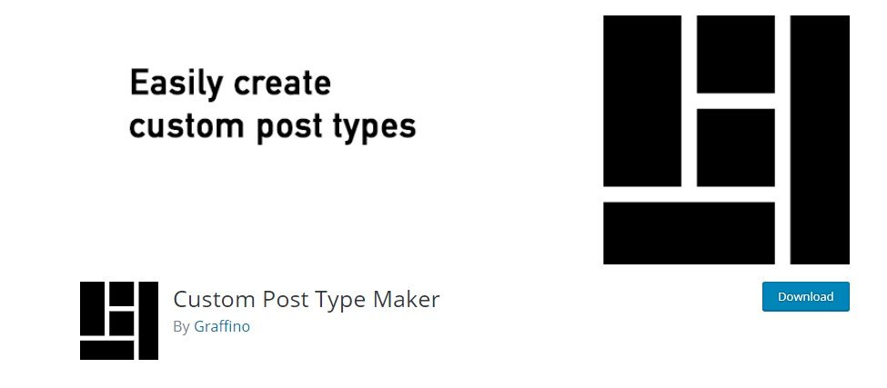 custom post type maker plugin