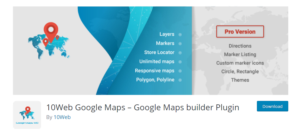 10 Best Google Map Widget Plugins To Integrate Your Business