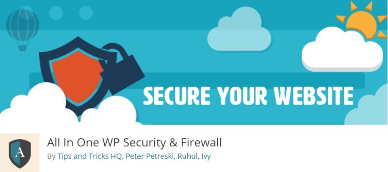 All in One WP Security _ Firewall