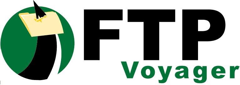 FTP Voyager FTP client