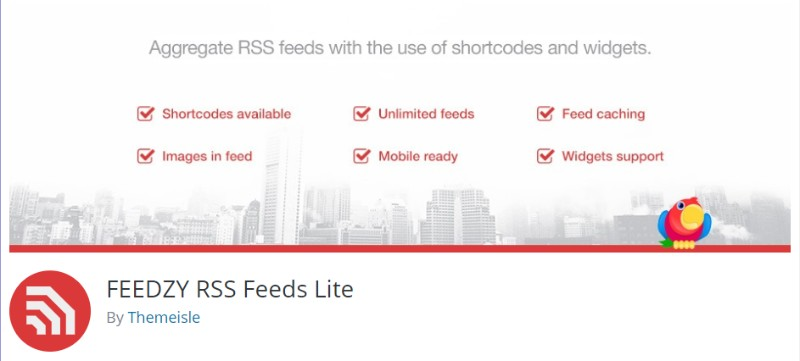 Feedzy RSS Feeds Lite