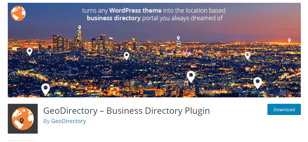 Geo Directory business directory plugins