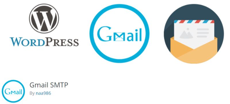 Gmail SMTP plugin for WordPress
