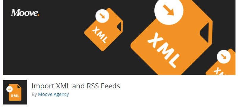 Import XML and RSS Feeds