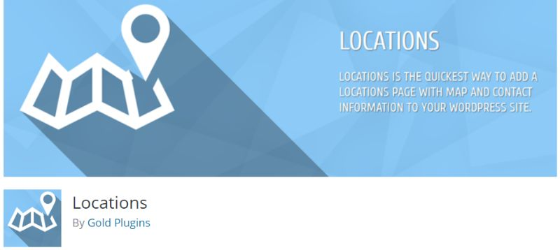 Locations wordpress store locator plugin