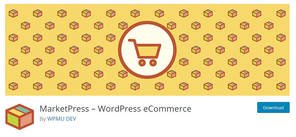 MarketPress wordpress ecommerce plugin