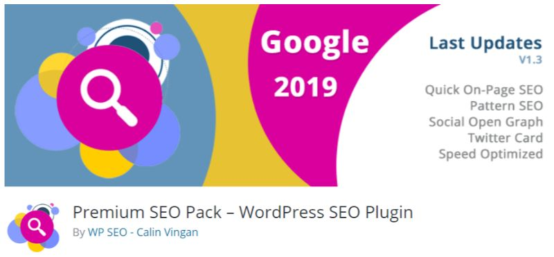 Premium SEO Pack plugin for WordPress