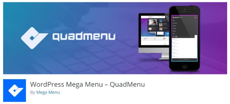 QuadMenu plugin