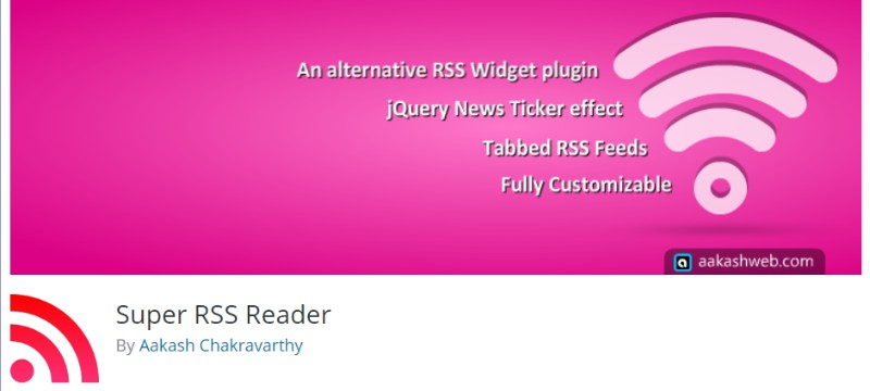 Super RSS Reader