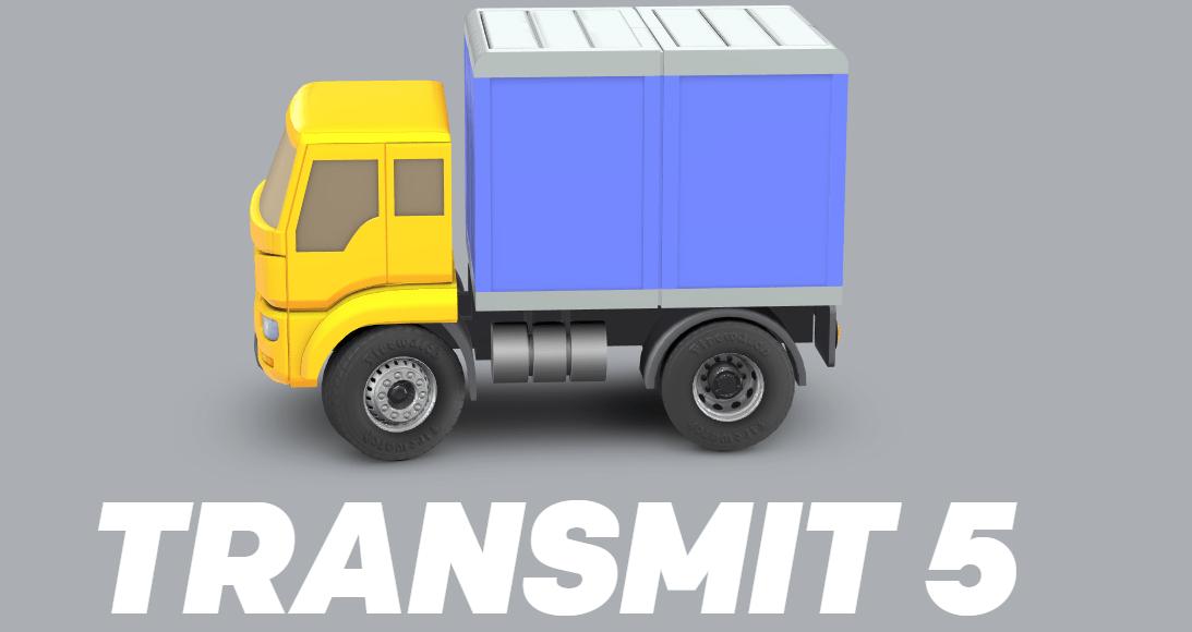 Transmit 5 FTP client