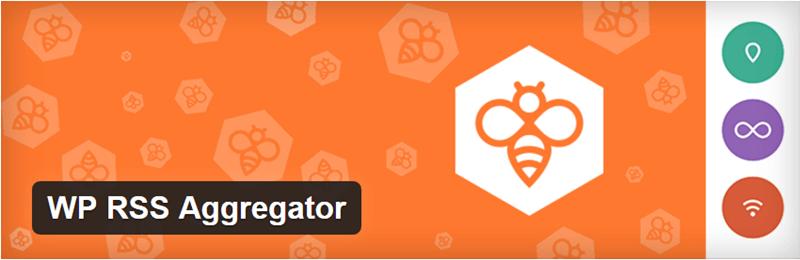 WP RSS Aggregator plugin