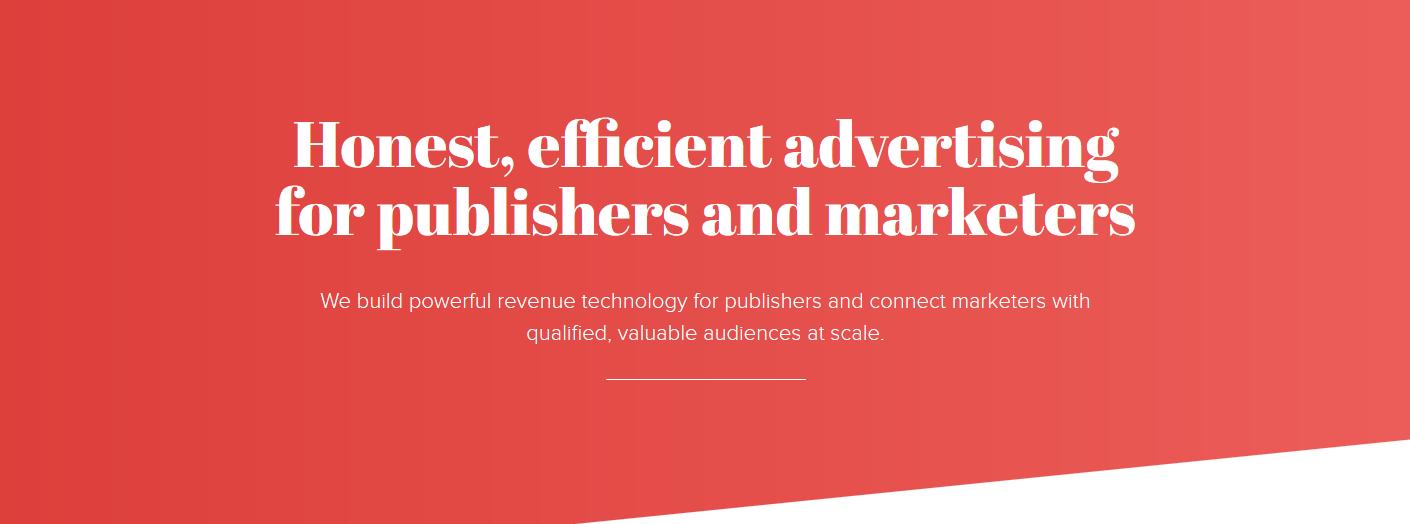 Buysellads display ads platform