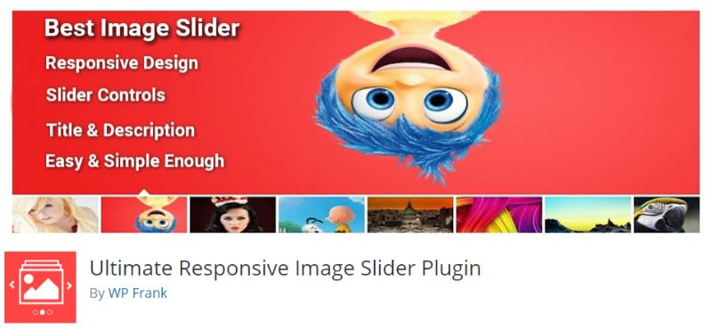 Ultimate Responsive Image Slider Plugin for WordPress