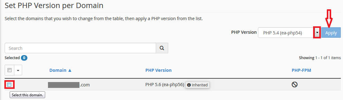 upgrade from PHP 5.6 to PHP 7