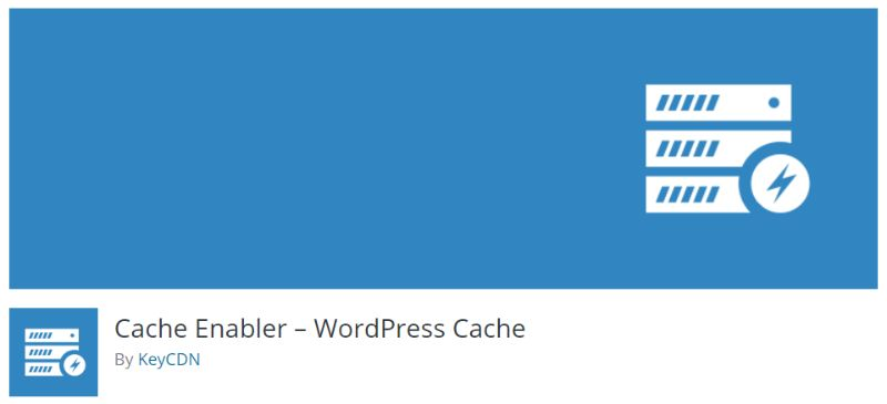 Cache enabler WP caching plugin