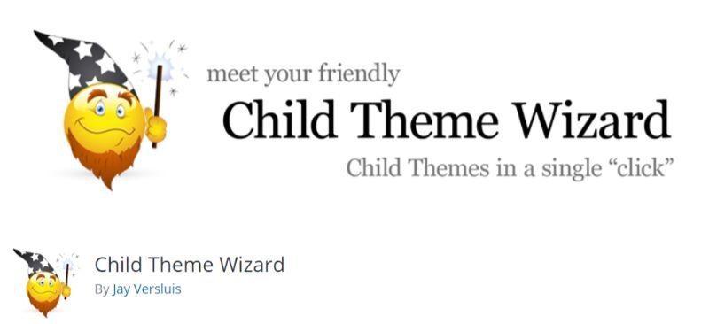 Child Theme Wizard plugin