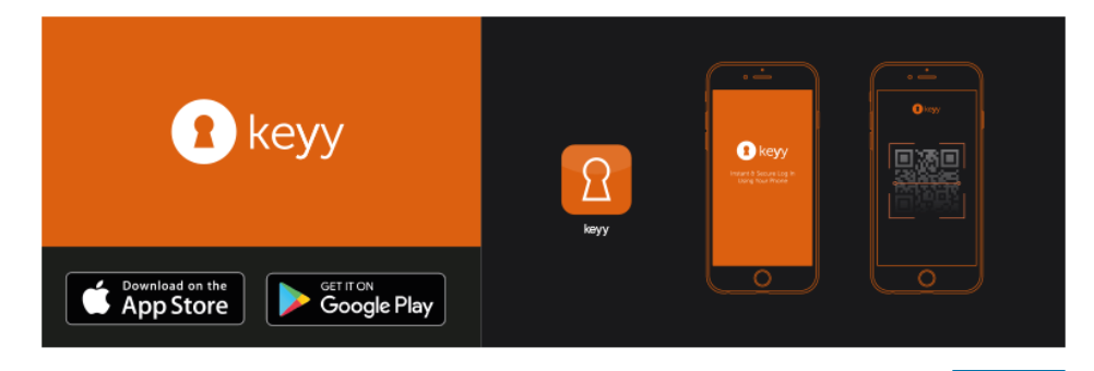 Keyy Two factor Authentication plugin
