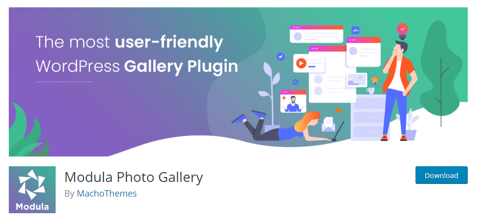 Modula Photo Gallery plugin