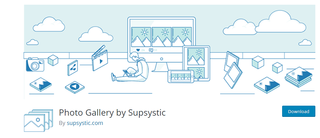 Photo Gallery plugin by Supsystic