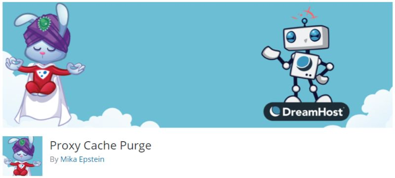 Proxy Cache Purge WP plugin