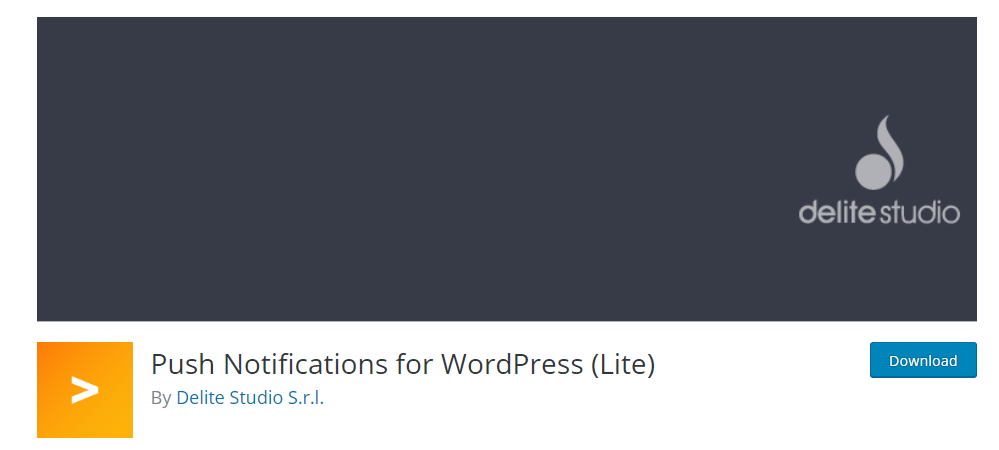 Push Notifications For WordPress Lite plugin