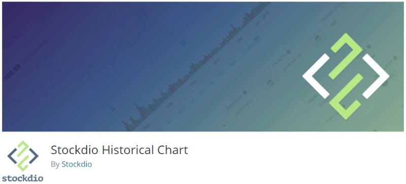 Stockdio Historical Charts plugin