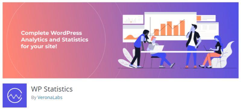 WP Statistics plugin