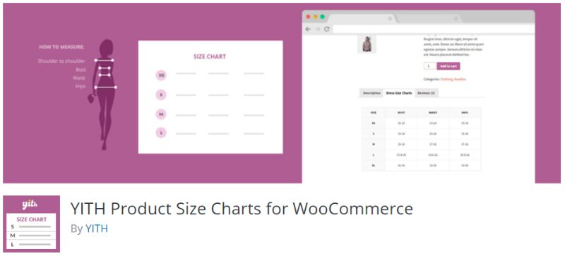 YITH Product Charts plugin