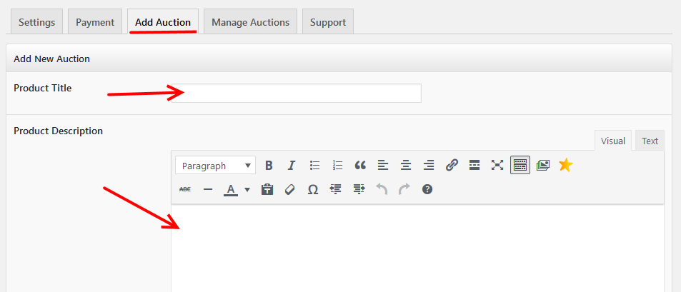 configure general settings