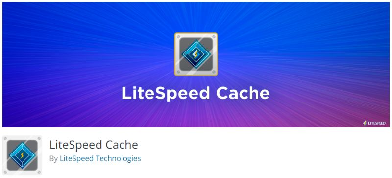 Litespeed Cache WP caching plugin