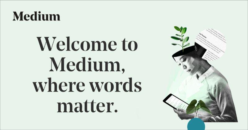 Medium Free Blogging Platform
