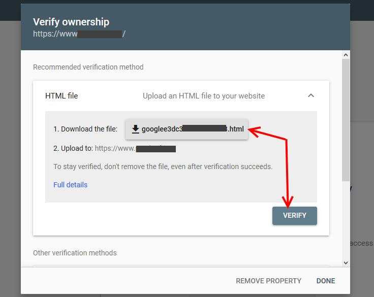 URL Prefix Property Type
