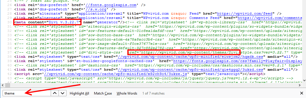WPvivid Home Page Source Code