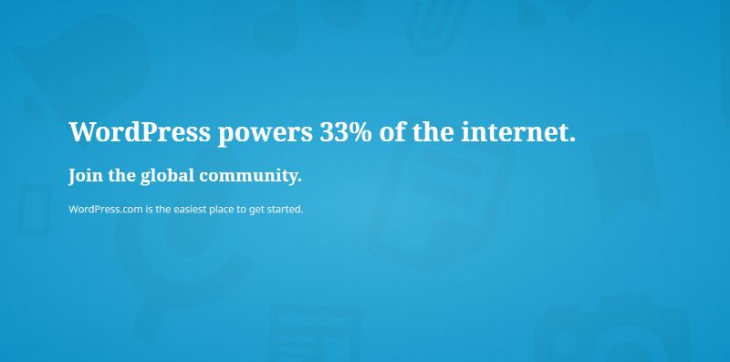 wordpress com Free Blogging Platforms