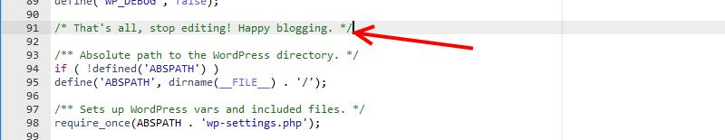 wpconfig edit 1