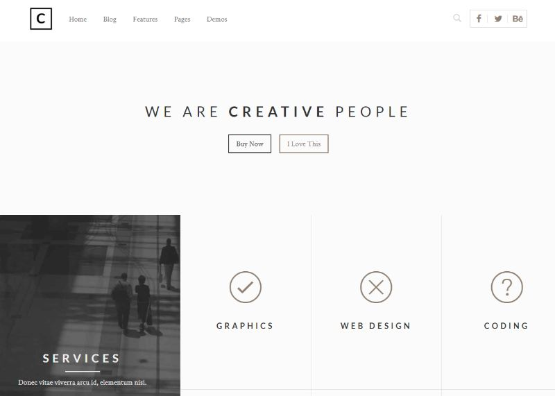choco-creative-wordpress-theme