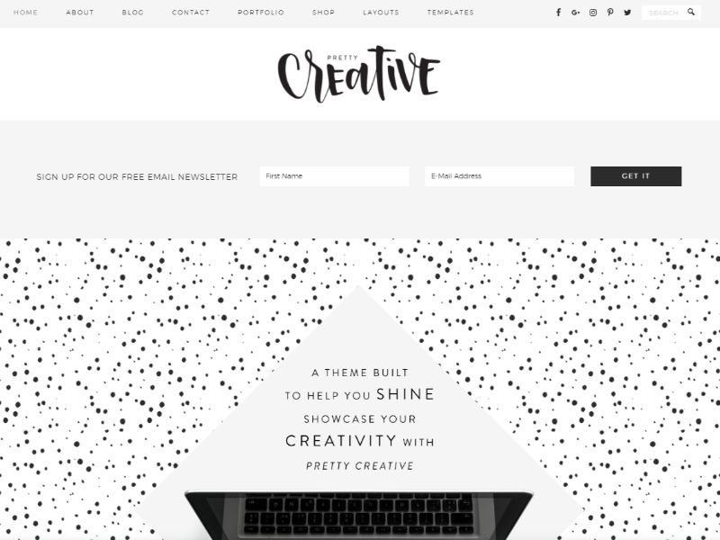 pretty-creative pro-creative-wordpress-theme