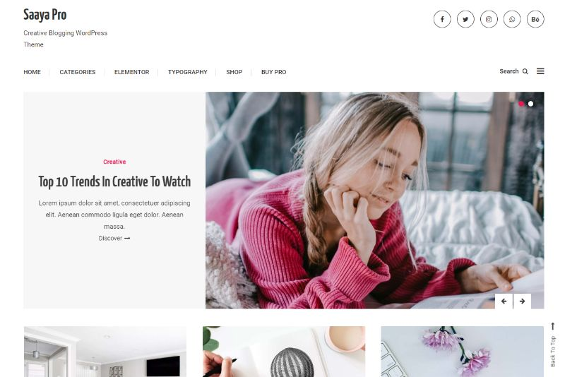 saaya-pro-creative-wordpress-theme