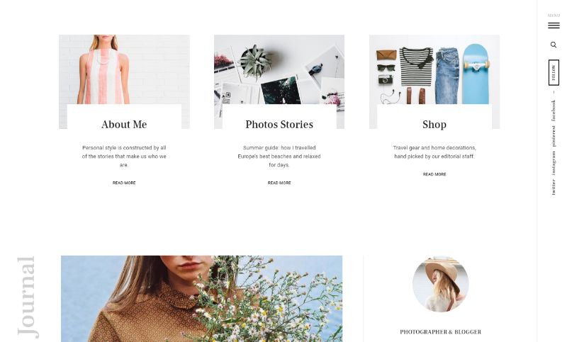 Veni WordPress Fashion Theme