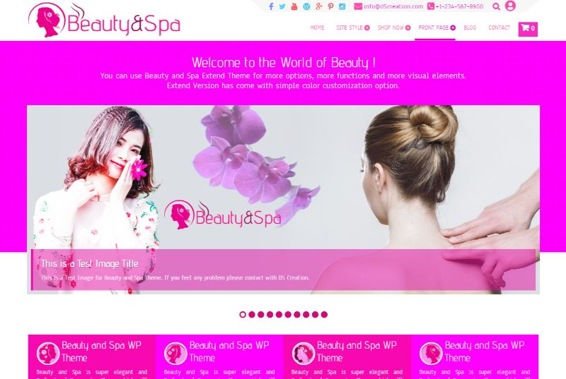 Beauty Spa by D5Creations